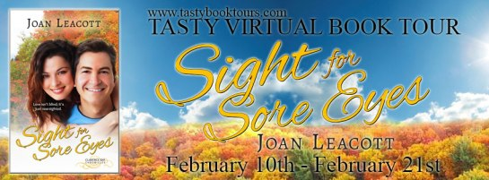 Blog Tour Event for Joan Leacott
