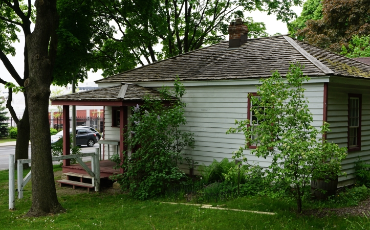 The Tollkeeper's Cottage Museum